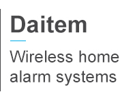Daitem - wireless home alarm systems